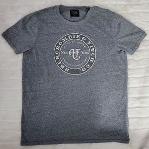 Abercrombie & Fitch logo Tshirt